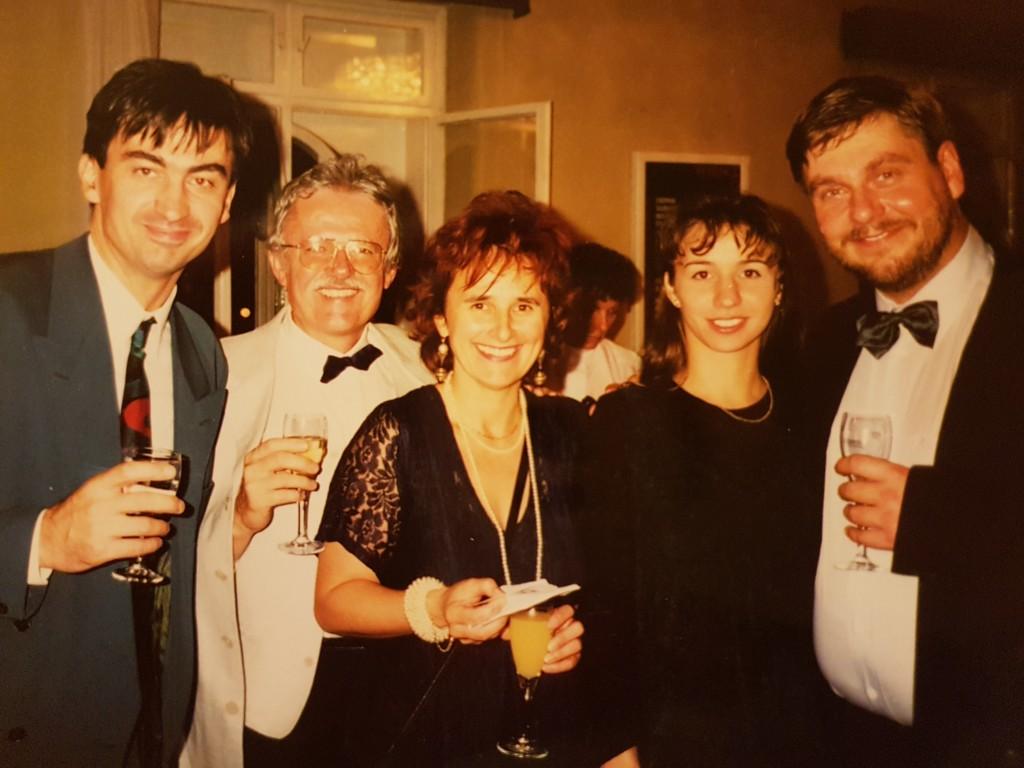 Oszteoporózis Európa Kongresszus Berlin, Németország, 1998. szeptember 11-15. get-together party